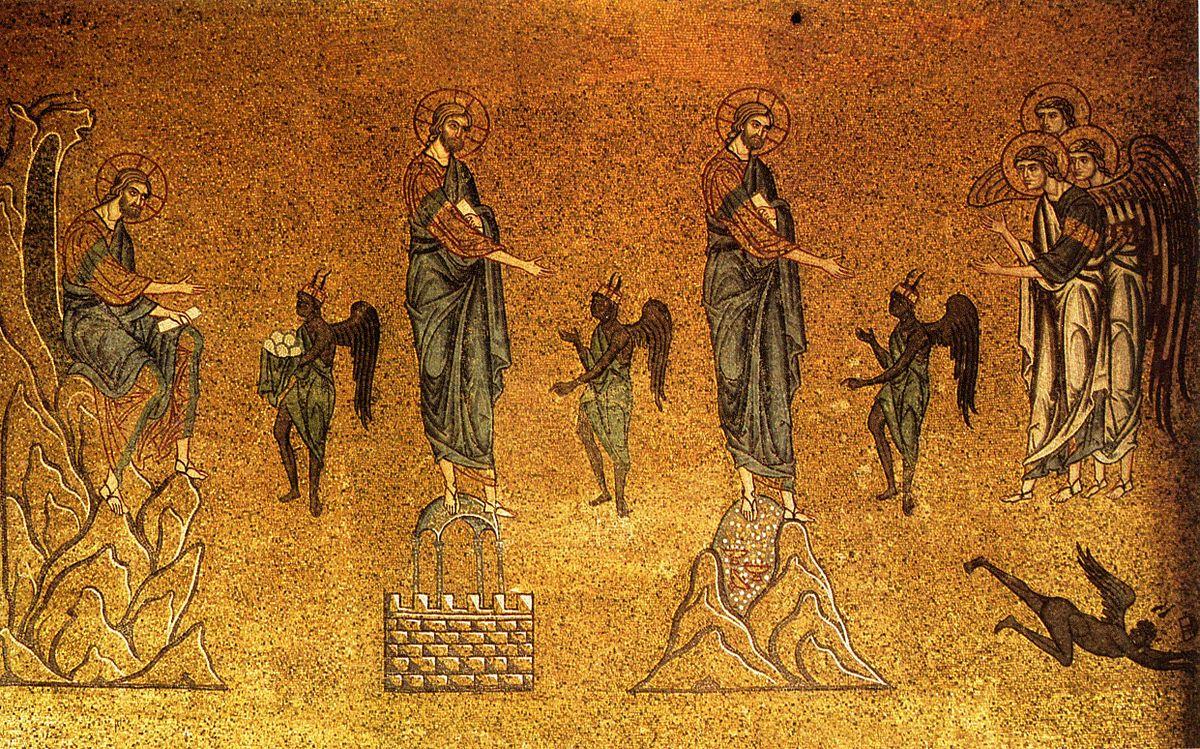 İsa'nın Sınanması - Anonim