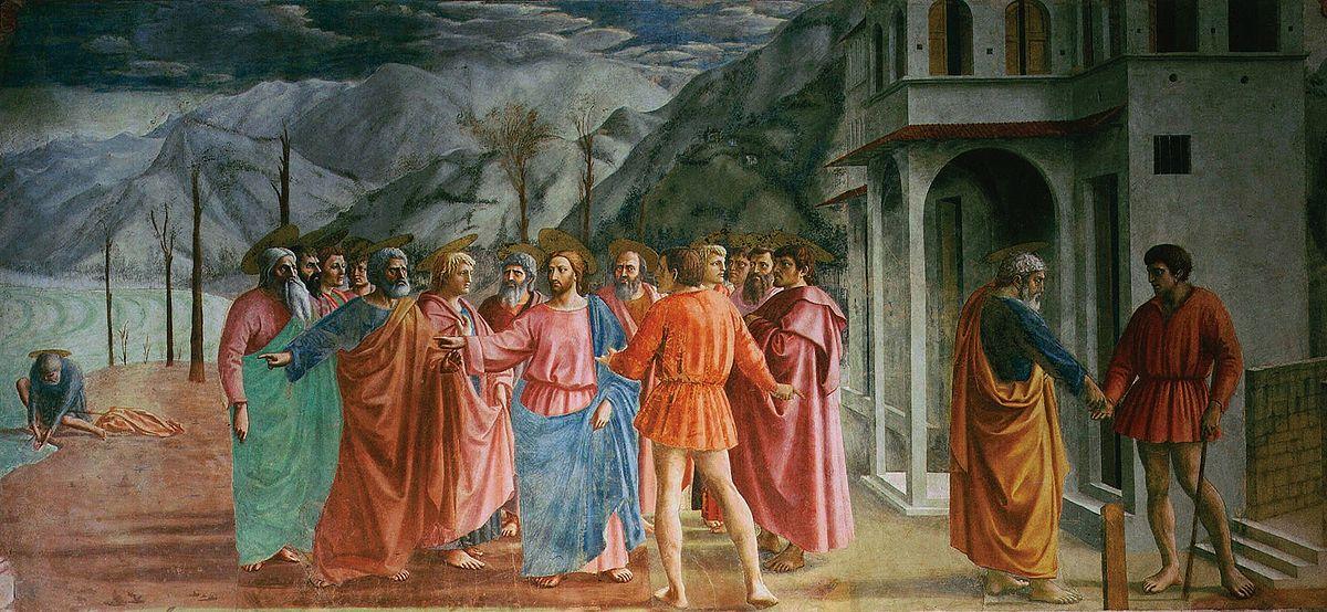 Vergi - Masaccio 15.yy