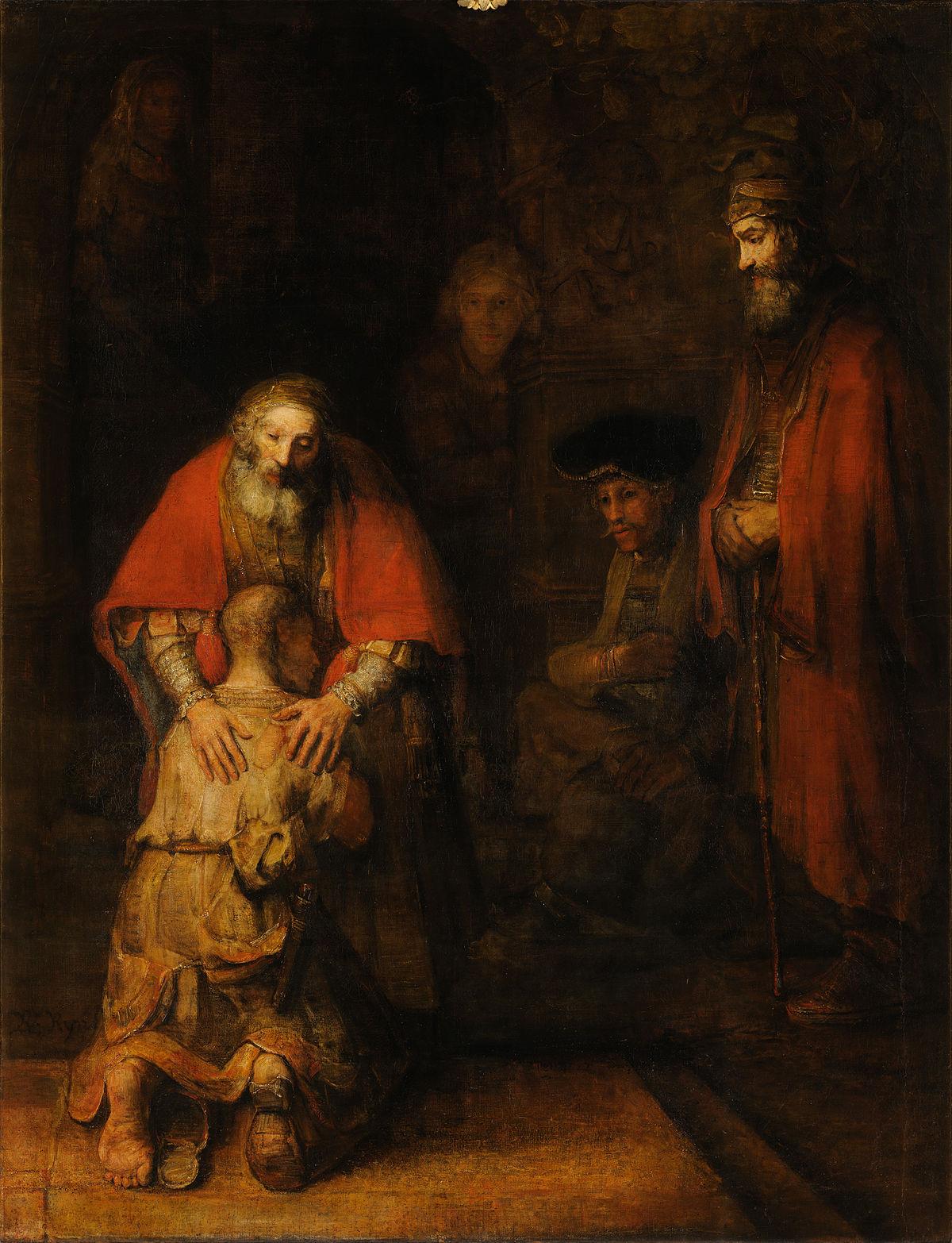 Kaybolan Oğul - Rembrandt 17.yy