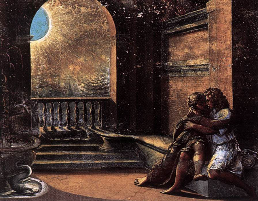 Rebeka ve İshak Raphael 16.yy