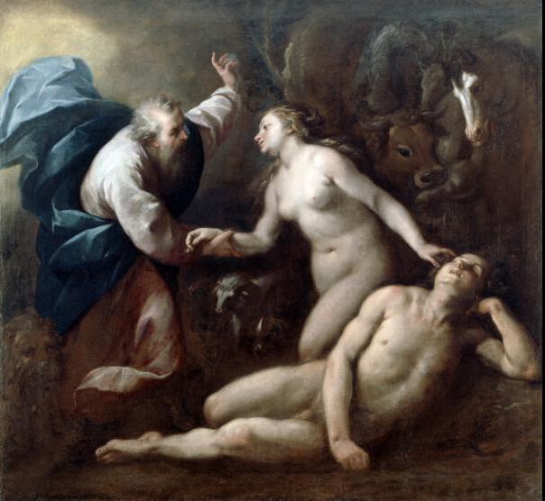 Havva'nın Yaratılışı Carlo Francesco Nuvolone 17.yy